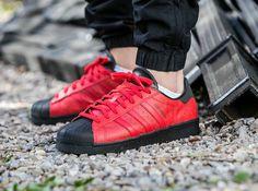 Adidas Superstar Camo 15 'Collegiate Red' post image