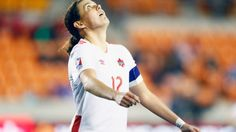 Olympic women's soccer qualifying: Canada all business for last group match