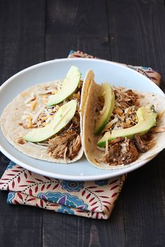 Handle the Heat » Slow Cooker Pork Carnitas: Something to add to the Mexican themed party repertoire @verbitty