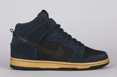 Nike SB Dunk High Pro - fall 2012