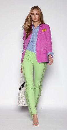 Ralph Lauren Fashion Week de New York