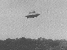 Woonsocket Rhode Island, 1967    A daytime photograph of a disk-shaped object was taken in East Woonsocket, Rhode Island by UFO contactee Harold Trudel.  http://www.extranormal.eu
