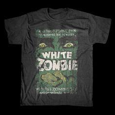 White Zombie - Horror Movie T-shirt