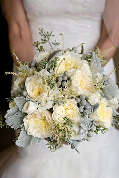 Stunning Winter Wedding Bouquets ❤ See more: http://www.weddingforward.com/winter-wedding-bouquets/ #weddingforward #bride #bridal #wedding