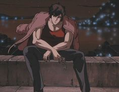 keep refrigerated Ryo Saeba city hunter 2 gif