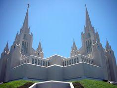 My favorite temple. San Deigo California