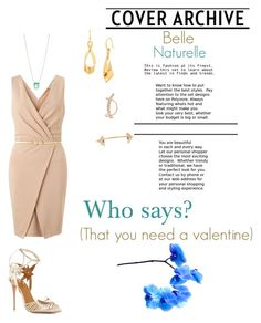 """No Valentine? No problem..!"" by campanellinoo on Polyvore featuring Miss Selfridge, Kate Spade, Amorium, Diane Von Furstenberg, IaM by Ileana Makri, Aquazzura, women's clothing, women, female and woman"