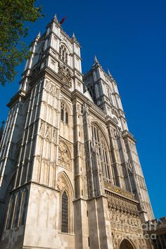 Westminster Abbey ~~ London, England