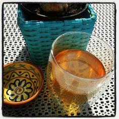 Dag289: rooibos caramel thee