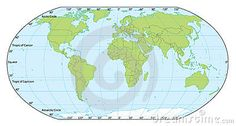 World map outline with countries world map pinterest outlines photo about illustrated world map with coordinates in vector included present political borders gumiabroncs Image collections