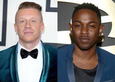 "Macklemore Instagram's Kendrick Lamar: 'It Sucks That I Robbed You"" | Rhythm Rave Radio"