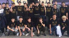 Merecido ascenso de los juveniles del Nova Xestión Pabellón
