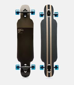 Dimension Two Longboards by Gregor Zakelj, via Behance