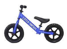 Kids Balance Bike – Balance bikes are the best training tool to teach your child to ride a bike on two wheels without having to use training wheels. Shop balance bikes for your kids from The Little Nation in New Zealand. Buy now today! 3 Wheel Scooter, Kids Scooter, Kids Bike, School Accessories, Balance Bike, 3rd Wheel, Gross Motor Skills, Rubber Tires, Tricycle