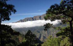 La Caldera de Taburiente (Isla de La Palma, Canarias)