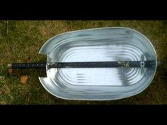 Blacksmithing - Build a simple charcoal forge - YouTube http://www.youtube.com/watch?v=KtQrE4PCT8k&feature=youtu.be