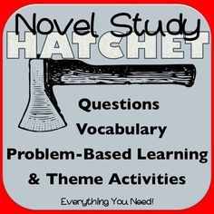 hatchet essay prompts grading rubrics by gary paulsen essay  hatchet unit comprehensive novel study newbery award winner