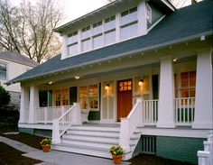 Craftsman Style Home Exteriors   House Envy – Craftsman Style Homes   The Blissful Bee