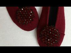 YouTube Crochet Designs, Crochet Patterns, Beading Patterns, Slippers, Create, Crocheting, Youtube, Videos, Inspiration