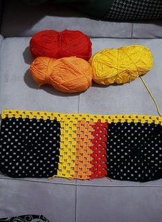 Diy Crochet Afghan, Striped Crochet Blanket, Crochet Afgans, Crochet Squares, Hand Crochet, Chevron Crochet Patterns, Crochet Blanket Patterns, Crochet Stitches, Photo Pattern