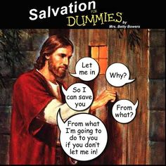 Salvation for Dummies!