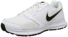 Oferta: 65€ Dto: -37%. Comprar Ofertas de Nike Downshifter 6, Zapatillas de Running para Hombre, Blanco / Negro / Plateado (White / Black-Metallic Silver), 39 EU barato. ¡Mira las ofertas!