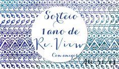 Re.View: Sorteio 1 ano de Re.View com Amigos