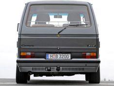 Porsche-built the fastest VW bus? - Heritage Parts Centre Volkswagen Transporter, Volkswagen Bus, Vw Bus T3, Vw T3 Syncro, T3 Camper, Porsche Wheels, Porsche Parts, Porsche Build, Vw Lt