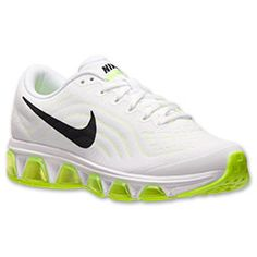 differently a8e8a 944ee Women s Nike Air Max Tailwind 6 Running Shoes   Finish Line   White Black Light  Crimson. I just bought these !