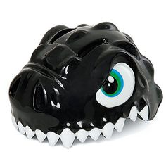 ESASAM Multiple Sports Dinosaur Helmet Our products are specially designed for Multi-sports activities, such as skateboarding, cycling, BMX biking, inline & roller skating. Safety protection is our primary concern and we will continue to provide the best products for our...