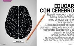 """""""Educar con cerebro, neuroeducación"""" – RedDOLAC - Red de Docentes de América Latina y del Caribe -"""