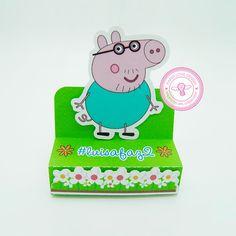Embalagem Bis Duplo Peppa Pig | PAPER_LOVE | Elo7
