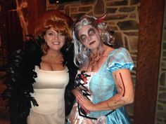 Ginger with Zombie Alice