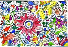 Art In The Spirit: Staff meeting doodles!