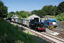 Home - Somerset & Dorset Railway Heritage Trust