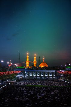 Hussain's Karbala