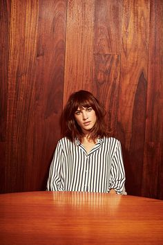 Credit: Jon Gorrigan Silk shirt, £39.99, zara.comPhotographer: Jon Gorrigan. Hair: Amy Fish.  M...