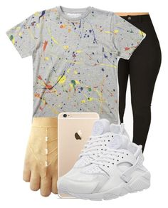 """""""."""" by ray-royals on Polyvore featuring NIKE"""