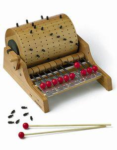 Naef Gloggomobil Wooden Organ Musical Instrument | NOVA68 Modern Design