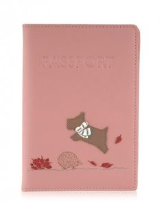 Radley The Great Outdoors Passport Cover 86038_3