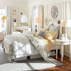 For extra super fantastic teenage girl room decor information why not pop to the link to read the article idea 5132802425 today. Bedroom Bed, Dream Bedroom, Girls Bedroom, Girl Room, Bedroom Decor, Bedroom Ideas, Bedroom Yellow, Bed Room, Teenage Girl Bedrooms