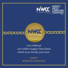 Let's celebrate our golden supply chain bond which never breaks your trust. Happy #Raksha #Bandhan!