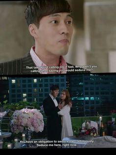 Awwww Joo Jung Won was too cute! He had been without his sun for a year and couldn't wait to be back with her <3
