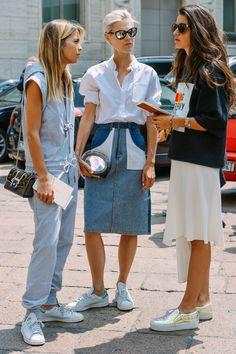New York Fashion Week Spring 2015 Preview by Maya Singer