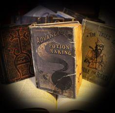 Harry Potter Prop Replica Scrap/Note/Sketchbooks by alarmeighteen, £50.00