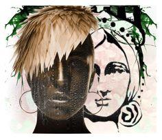 """>***"" by jojona-1 ❤ liked on Polyvore featuring art"