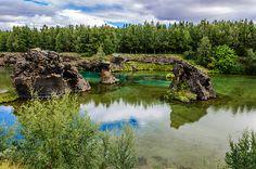 Höfði Nature Park - Mývatn