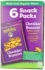 Annie's Homegrown Cheddar Bunnies Baked Crackers, Snack Packs in Boxes (Pack of Baby Food Recipes, Gourmet Recipes, Snack Recipes, How To Loose Fat, No Bake Snacks, Gourmet Gifts, Hoppy Easter, Baking Supplies, New Flavour