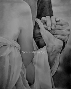 Meant To Be by annakoutsidou on DeviantArt Pictures To Paint, Art Pictures, Talk About Love, Couple Illustration, Romantic Songs, Couple Drawings, Perfect Couple, Couple Art, Detailed Image
