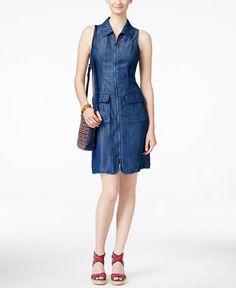 Fabuliss Spring Essential #1: Denim Dress/Skirt